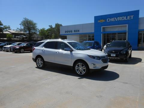 2018 Chevrolet Equinox for sale in Pratt, KS
