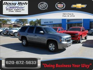 2007 Chevrolet Tahoe for sale in Pratt, KS