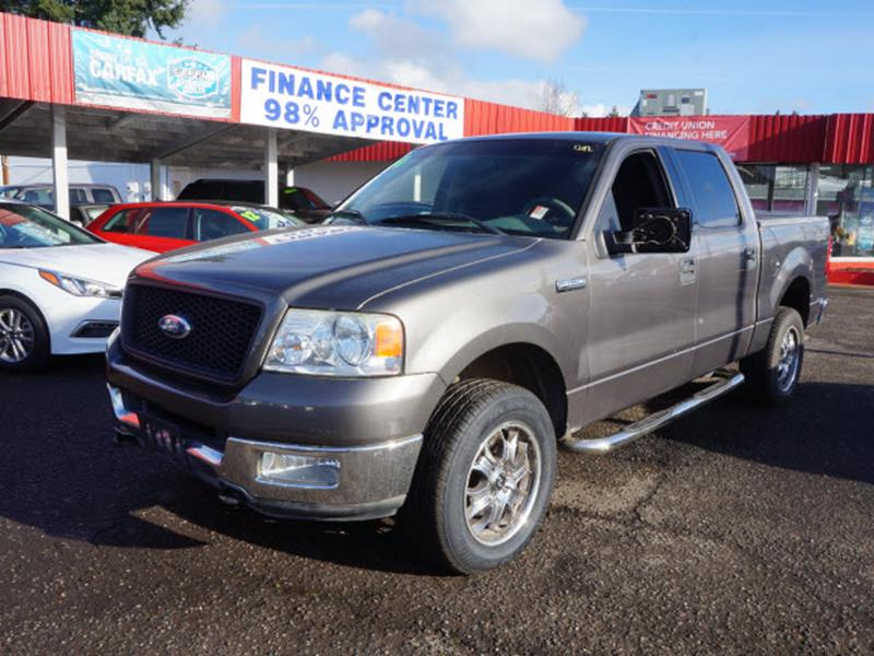 Used Cars Pickup Trucks Specials Hillsboro OR 97123 - PDX Used Cars