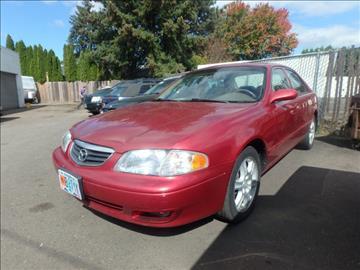 2000 Mazda 626 for sale in Hillsboro, OR