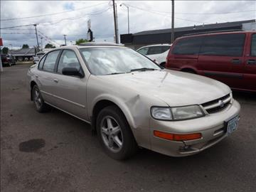 1999 Nissan Maxima for sale in Hillsboro, OR