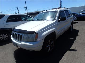 2002 Jeep Grand Cherokee for sale in Hillsboro, OR