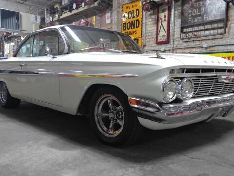 1961 Chevrolet Impala for sale in Abilene, KS