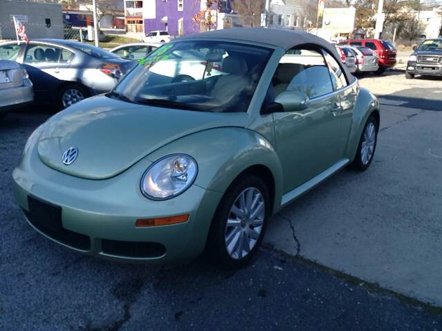 2008 Volkswagen New Beetle for sale in Baltimore MD