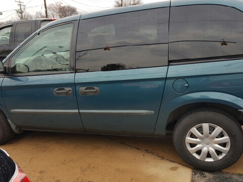 2002 Chrysler Voyager for sale in Baltimore, MD