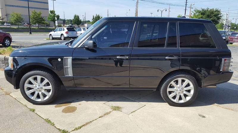 2007 Land Rover Range Rover Supercharged 4dr SUV 4WD - Rochester NY