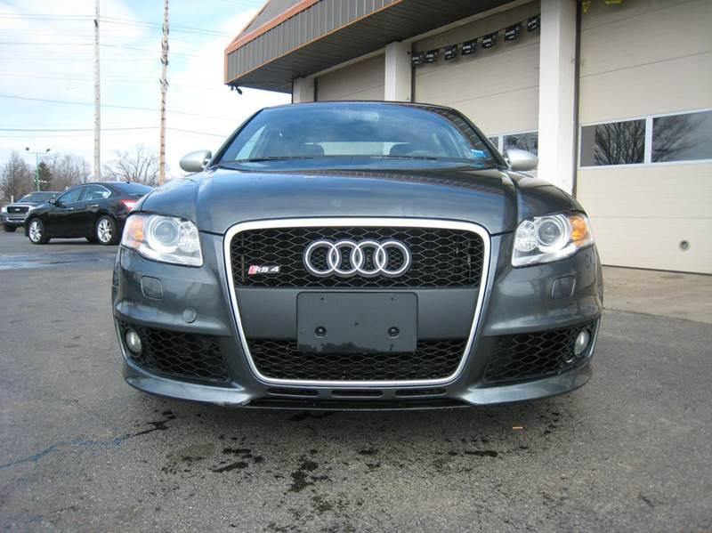 Audi Rs Base AWD Dr Sedan In Rochester NY Elbrus Auto - Audi rochester ny