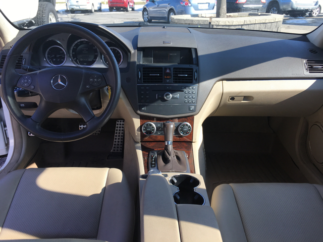 2009 Mercedes-Benz C-Class AWD C 300 Luxury 4MATIC 4dr Sedan - Rochester NY
