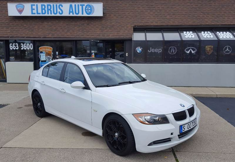 2006 bmw 3 series 330xi awd 4dr sedan in rochester ny elbrus auto brokers inc. Black Bedroom Furniture Sets. Home Design Ideas