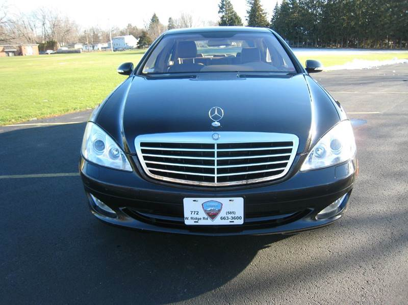 2008 mercedes benz s class s550 4matic awd 4dr sedan in for Mercedes benz henrietta ny