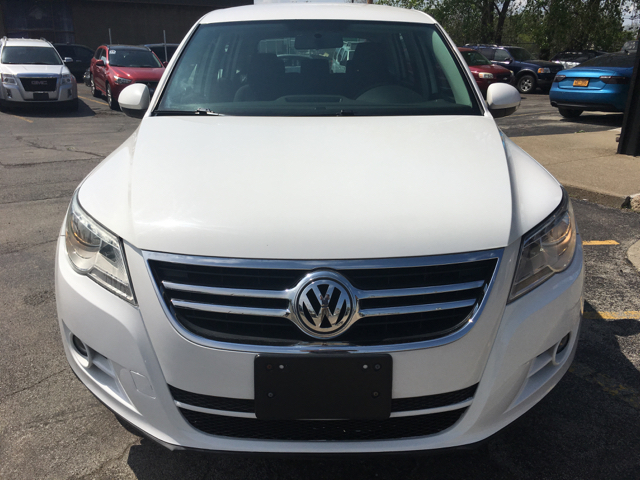 2011 Volkswagen Tiguan S 4Motion 4dr SUV - Rochester NY