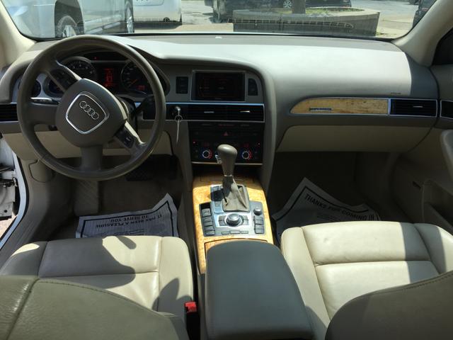 2007 Audi A6 3.2 quattro AWD 4dr Sedan - Rochester NY