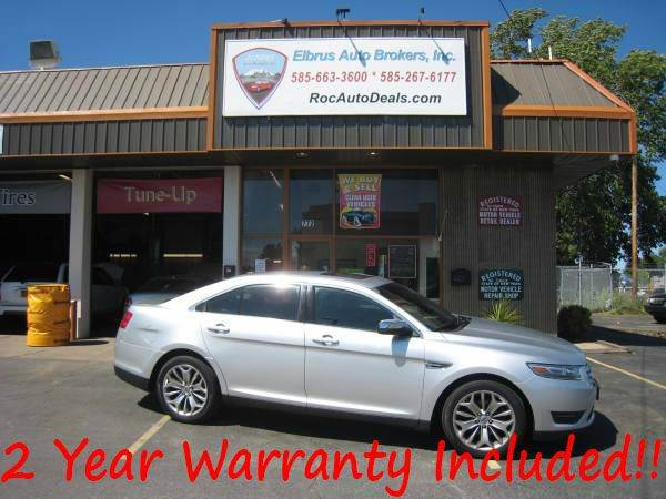 2013 Ford Taurus Limited 4dr Sedan - Rochester NY