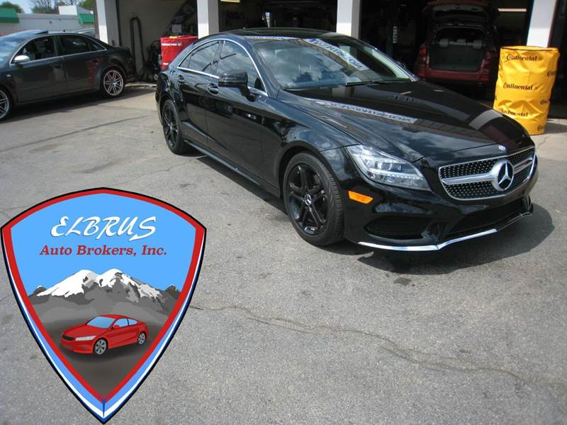 2015 Mercedes Benz CLS CLS400 4MATIC AWD 4dr Sedan   Rochester NY