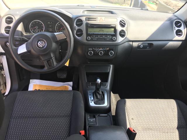 2011 Volkswagen Tiguan S 4Motion 4dr SUV - Rochester NY