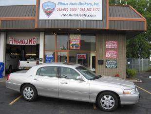 2007 Lincoln Town Car Signature Limited 4dr Sedan In Rochester Ny