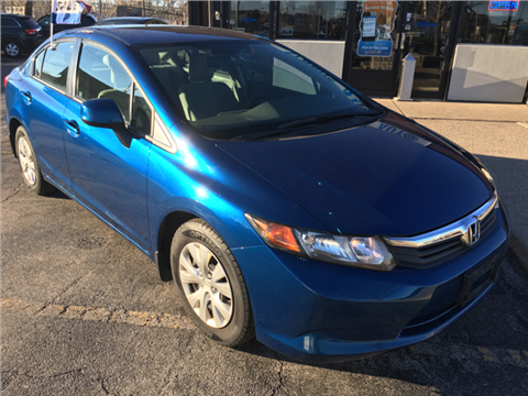 2012 Honda Civic for sale in Rochester, NY