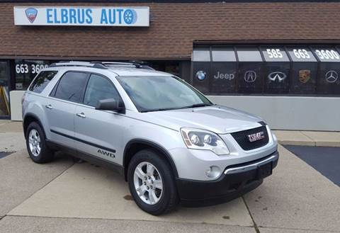 2011 GMC Acadia for sale in Rochester, NY