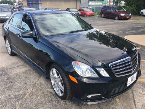 2010 Mercedes-Benz E-Class for sale in Rochester, NY