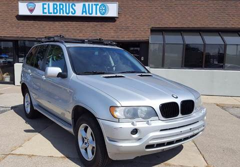 2002 BMW X5 for sale in Rochester, NY
