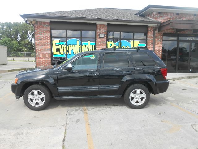 2006 JEEP GRAND CHEROKEE LAREDO 4DR SUV black abs - 4-wheel airbag deactivation - occupant sensi