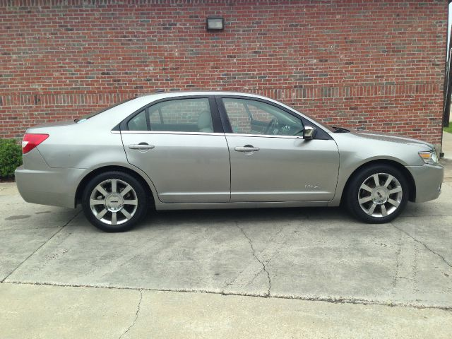 2008 LINCOLN MKZ BASE 4DR SEDAN silver you wont find any electrical problems with this vehicle  t