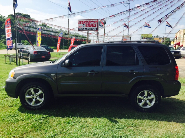 2005 MAZDA TRIBUTE S 4DR SUV gray abs - 4-wheel center console - front console with storage clo