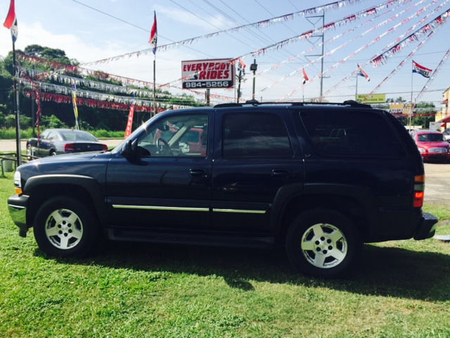 2005 CHEVROLET TAHOE LT 4DR SUV blue abs - 4-wheel adjustable pedals - power anti-theft system