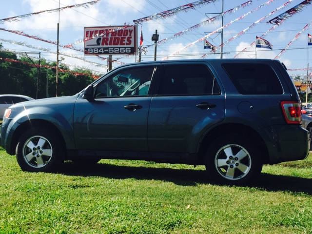 2012 FORD ESCAPE XLS 4DR SUV teal 2-stage unlocking - remote abs - 4-wheel airbag deactivation