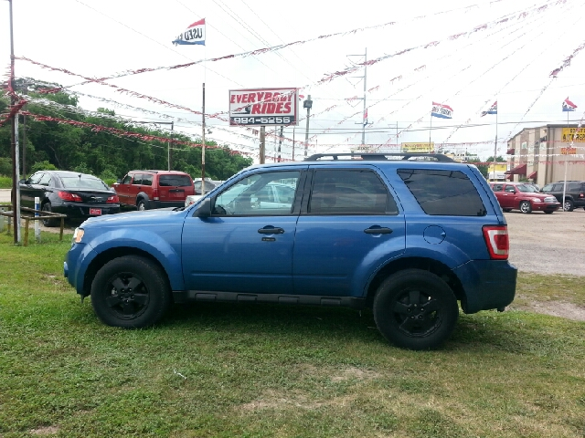 2009 FORD ESCAPE XLT 4DR SUV unspecified 2-stage unlocking - remote abs - 4-wheel airbag deacti