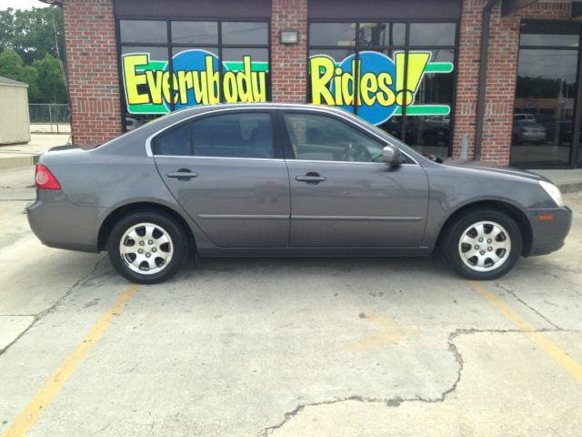 2008 KIA OPTIMA LX 4DR SEDAN gray there are no electrical problems with this vehicle  vehicle is