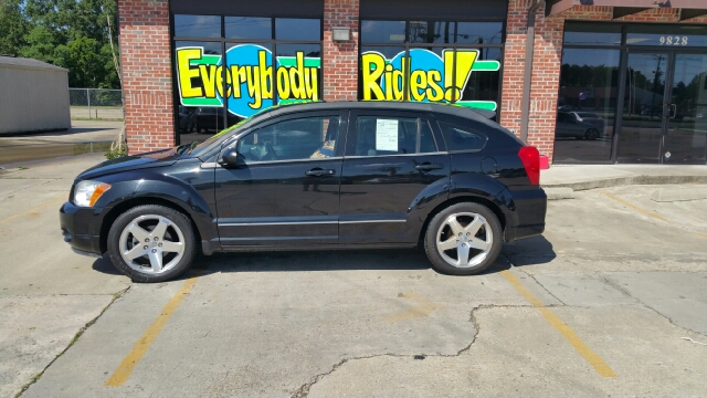2009 DODGE CALIBER RT 4DR WAGON black this caliber is loaded with upgraded sound system which in