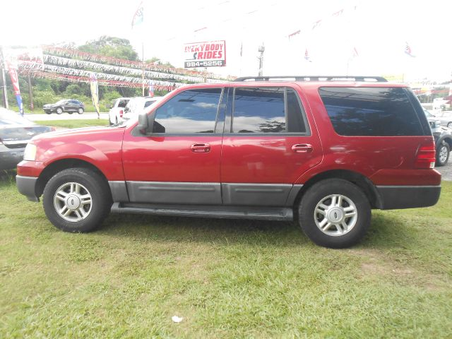 2006 FORD EXPEDITION XLT 4DR SUV red abs - 4-wheel antenna type anti-theft system - alarm anti