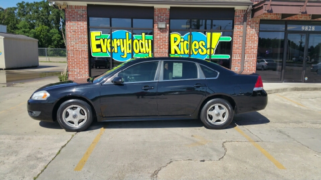 2010 CHEVROLET IMPALA LT 4DR SEDAN black all electrical and optional equipment on this vehicle ha