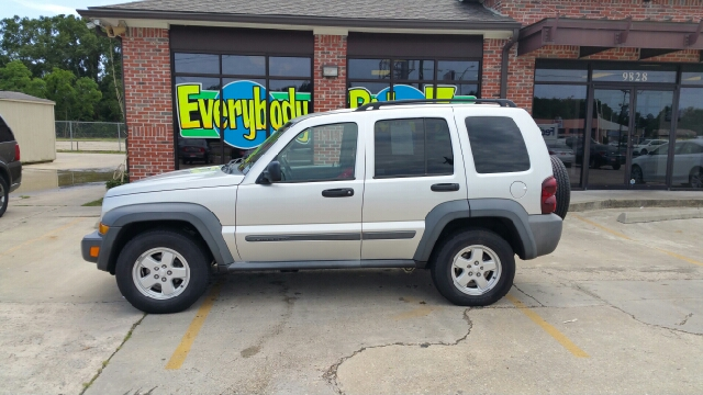 2007 JEEP LIBERTY SPORT 4DR SUV unspecified 2-stage unlocking - remote abs - 4-wheel airbag dea