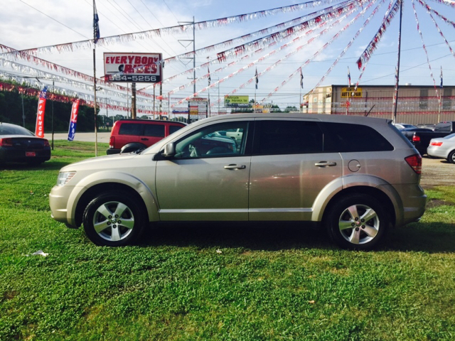 2009 DODGE JOURNEY SXT 4DR SUV gold 2-stage unlocking abs - 4-wheel airbag deactivation - occup