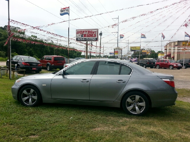 2007 BMW 5 SERIES 525I 4DR SEDAN unspecified 2-stage unlocking abs - 4-wheel air filtration - a