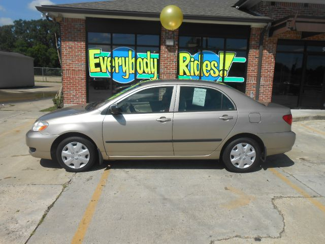 2005 TOYOTA COROLLA CE 4DR SEDAN gold you wont find any electrical problems with this vehicle  t