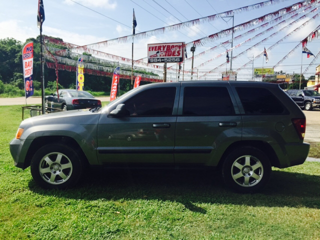 2008 JEEP GRAND CHEROKEE LAREDO 4X2 SUV gray 2-stage unlocking - remote abs - 4-wheel air filtr