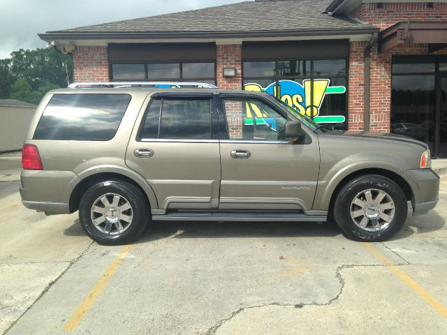 2003 LINCOLN NAVIGATOR LUXURY 4DR SUV brown all power equipment on this vehicle is in working ord