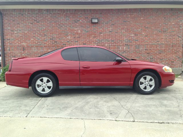 2007 CHEVROLET MONTE CARLO LS 2DR COUPE red all electrical and optional equipment on this vehicle