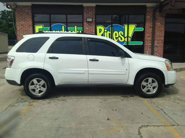 2007 CHEVROLET EQUINOX LS 4DR SUV white all power equipment on this vehicle is in working order