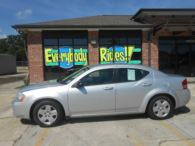 2010 DODGE AVENGER SXT 4DR SEDAN silver this car still has that new car smellyou wont find any