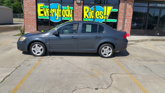 2008 CHEVROLET COBALT gray all power equipment is functioning properly  this vehicle has no know