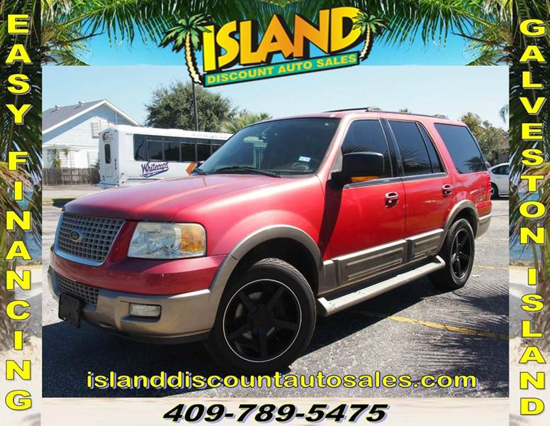 2003 Ford Expedition For Sale In Galveston Tx