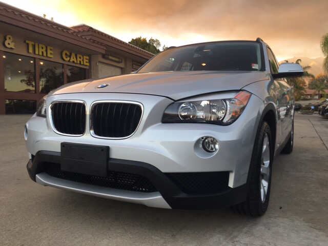 2014 bmw x1 sdrive28i 4dr suv in upland ca certified auto sales. Black Bedroom Furniture Sets. Home Design Ideas