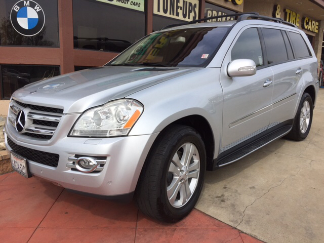2007 mercedes benz gl class awd gl450 4matic 4dr suv in upland ca certified auto sales. Black Bedroom Furniture Sets. Home Design Ideas