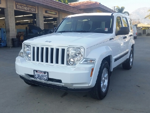 2012 Jeep Liberty for sale in Upland, CA