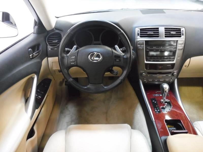 2007 Lexus IS 250 AWD 4dr Sedan (2.5L V6 6A) - Chicago IL
