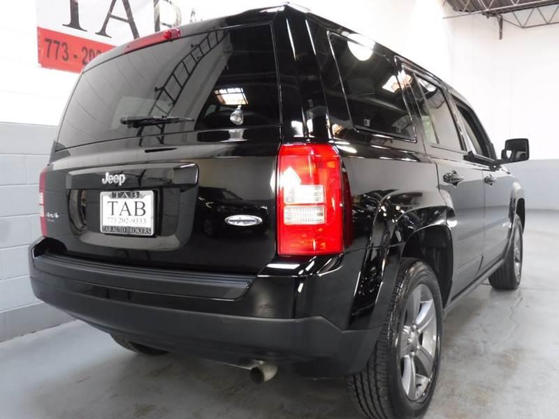 2015 Jeep Patriot 4x4 High Altitude Edition 4dr SUV - Chicago IL